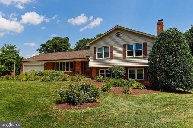 6905 Summerswood Drive, FREDERICK, MD 21702 (#MDFR266672) :: Scott Kompa Group