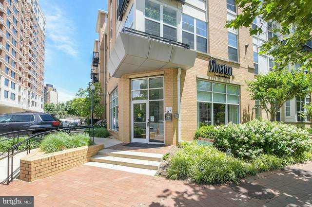 1201 East West Highway #408, SILVER SPRING, MD 20910 (#MDMC714234) :: Jim Bass Group of Real Estate Teams, LLC