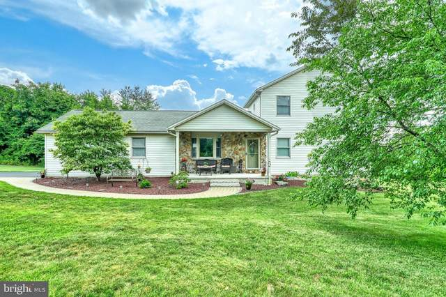 6310 Bull Road, DOVER, PA 17315 (#PAYK140688) :: The Craig Hartranft Team, Berkshire Hathaway Homesale Realty