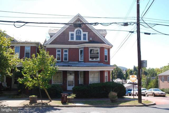 330 Cumberland Street, CUMBERLAND, MD 21502 (#MDAL134598) :: Arlington Realty, Inc.