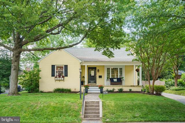 7110 Bristol Road, BALTIMORE, MD 21212 (#MDBC498536) :: AJ Team Realty