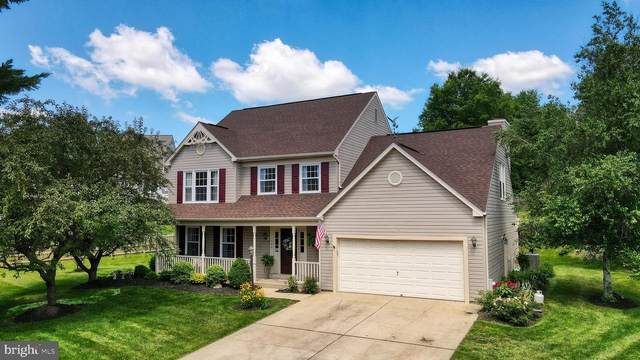 204 Pond View Drive, WESTMINSTER, MD 21157 (#MDCR197754) :: The Riffle Group of Keller Williams Select Realtors