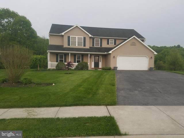 140 Creekview Drive, JONESTOWN, PA 17038 (#PALN114510) :: Iron Valley Real Estate