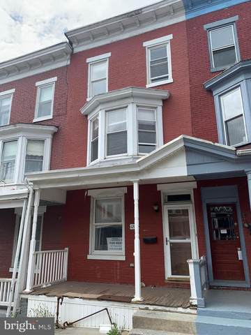 1206 Walnut Street, HARRISBURG, PA 17103 (#PADA122934) :: Sunita Bali Team at Re/Max Town Center