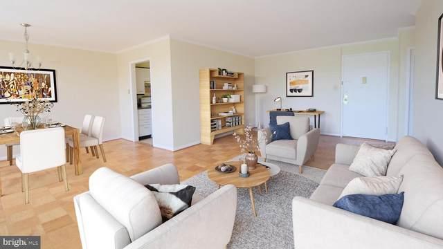 10401 Grosvenor Place #420, ROCKVILLE, MD 20852 (#MDMC714272) :: The Licata Group/Keller Williams Realty