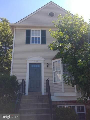 4127 Weeping Willow Court 142-A, CHANTILLY, VA 20151 (#VAFX1138422) :: Tom & Cindy and Associates