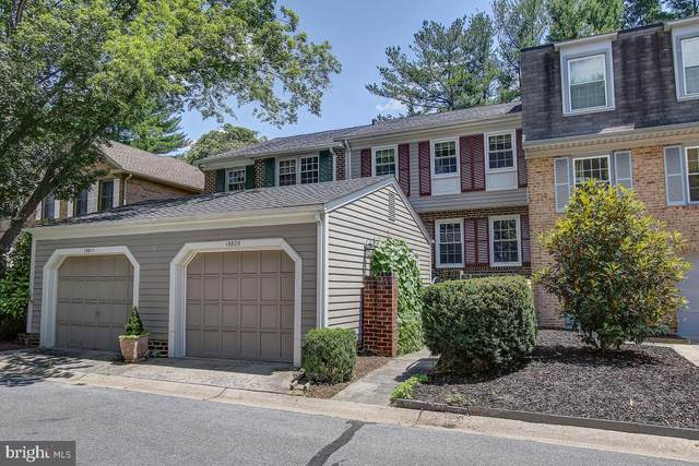 19809 Greenside Terrace, MONTGOMERY VILLAGE, MD 20886 (#MDMC714278) :: Dart Homes