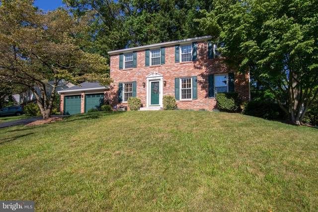 5912 Freds Oak Road, BURKE, VA 22015 (#VAFX1138424) :: Tom & Cindy and Associates