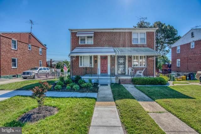 5907 Cedonia Avenue, BALTIMORE, MD 21206 (#MDBA515524) :: Larson Fine Properties