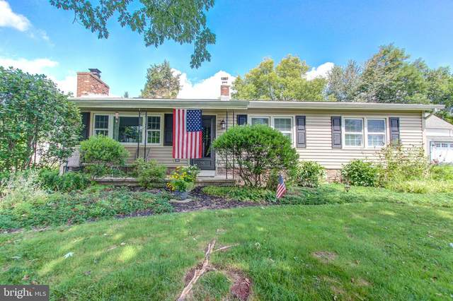 56 Trappe Road, COLLEGEVILLE, PA 19426 (#PAMC654610) :: Scott Kompa Group