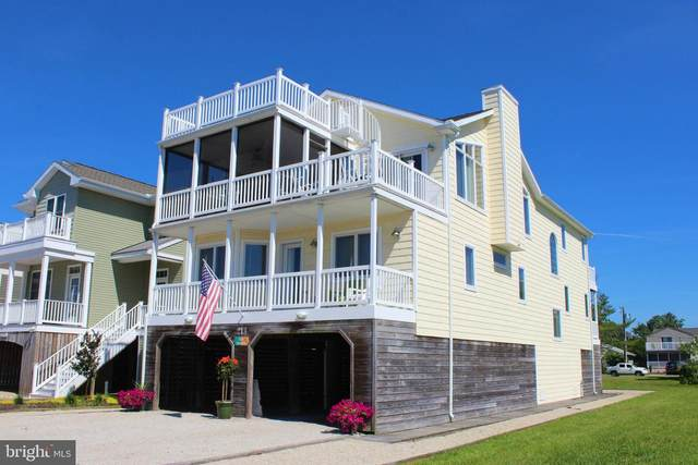 213 Ocean View Parkway, BETHANY BEACH, DE 19930 (#DESU163770) :: Sunita Bali Team at Re/Max Town Center
