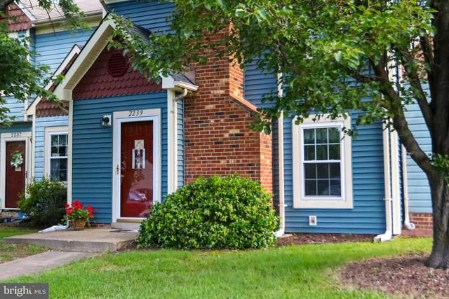 2239 Rock Creek Road, FREDERICKSBURG, VA 22407 (#VASP223162) :: RE/MAX Cornerstone Realty
