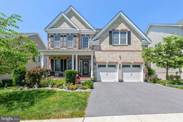 4407 Cross Country Terrace, UPPER MARLBORO, MD 20772 (#MDPG573024) :: Tom & Cindy and Associates
