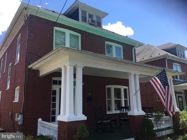 444 N Braddock Street, WINCHESTER, VA 22601 (#VAWI114708) :: John Smith Real Estate Group