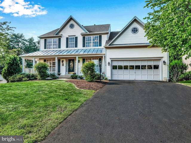 13730 Laurianne Terrace, GAINESVILLE, VA 20155 (#VAPW498576) :: Cristina Dougherty & Associates