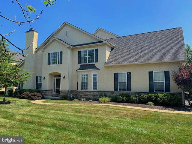 586 Hidden Lair Drive, BLUE BELL, PA 19422 (#PAMC654646) :: Scott Kompa Group