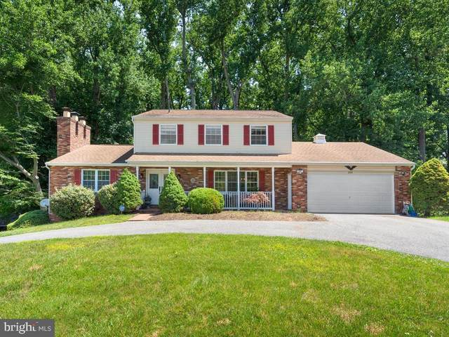 2106 Mount Hebron Drive, ELLICOTT CITY, MD 21042 (#MDHW281678) :: The Licata Group/Keller Williams Realty