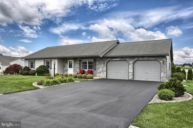 9 Vista Drive, FREDERICKSBURG, PA 17026 (#PALN114524) :: The Joy Daniels Real Estate Group