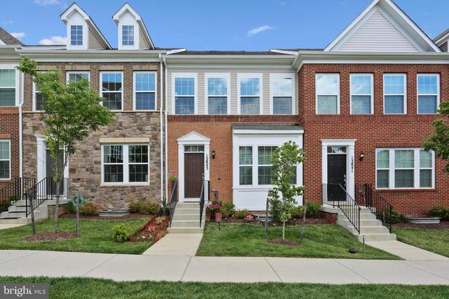 12843 Clarksburg Square Road, CLARKSBURG, MD 20871 (#MDMC714328) :: Dart Homes