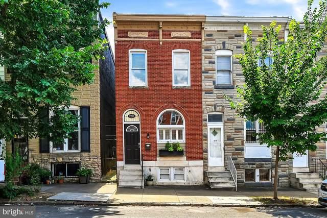 3221 E Baltimore Street, BALTIMORE, MD 21224 (#MDBA515540) :: Shamrock Realty Group, Inc