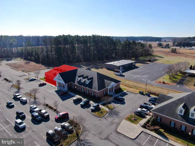 6508 Deer Pointe Drive 4A, SALISBURY, MD 21804 (#MDWC108716) :: ExecuHome Realty
