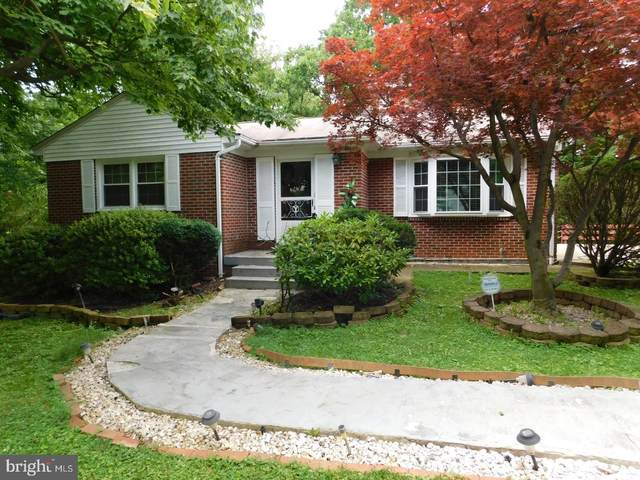 200 Bryan Avenue, GAITHERSBURG, MD 20877 (#MDMC714344) :: The Riffle Group of Keller Williams Select Realtors