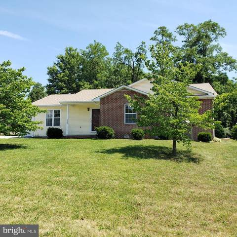 2190 Fifth Street, MIDDLETOWN, VA 22645 (#VAFV158386) :: Dart Homes