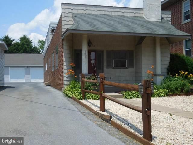 571 W Main Street, NEW HOLLAND, PA 17557 (#PALA165840) :: The Joy Daniels Real Estate Group