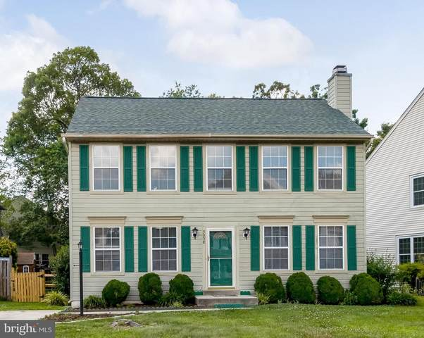 5058 Blenny Court, WALDORF, MD 20603 (#MDCH215222) :: AJ Team Realty