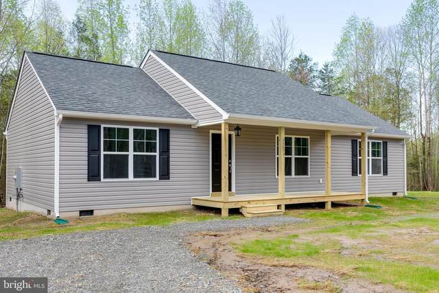 Lot 8 Greenes Corner Road, BUMPASS, VA 23024 (#VALA121468) :: ExecuHome Realty