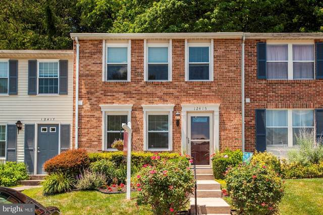 12415 Morning Light Terrace, GAITHERSBURG, MD 20878 (#MDMC714354) :: The Miller Team