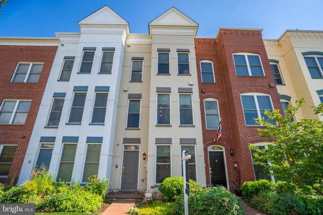 419 I Street SE, WASHINGTON, DC 20003 (#DCDC475314) :: The Matt Lenza Real Estate Team