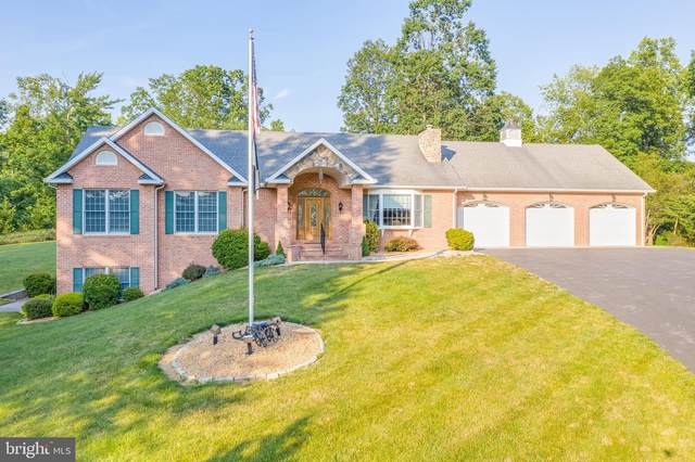 368 Simply Ashley Ct, HEDGESVILLE, WV 25427 (#WVBE178272) :: Keller Williams Flagship of Maryland