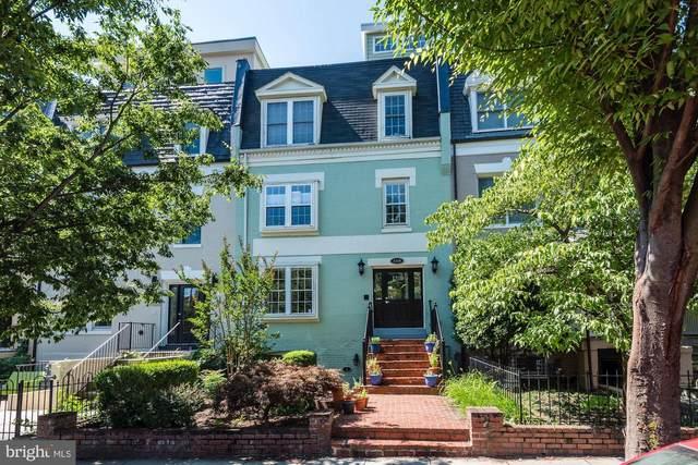 1310 Belmont Street NW #2, WASHINGTON, DC 20009 (#DCDC475318) :: LoCoMusings