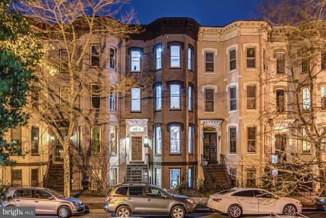1317 Q Street NW, WASHINGTON, DC 20009 (#DCDC475322) :: Lucido Agency of Keller Williams