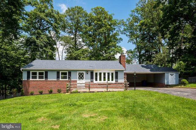 4933 Eastwood Court, ELLICOTT CITY, MD 21043 (#MDHW281696) :: The Redux Group