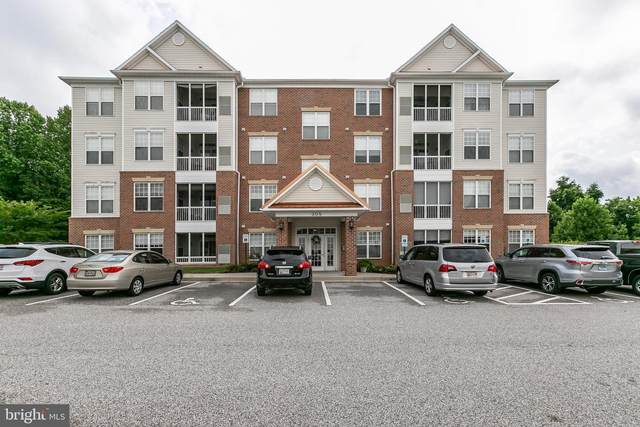 305 Tiree Court #104, ABINGDON, MD 21009 (#MDHR248732) :: Tessier Real Estate