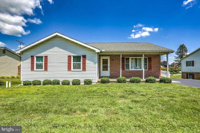 234 W 5TH Street, QUARRYVILLE, PA 17566 (#PALA165858) :: The Craig Hartranft Team, Berkshire Hathaway Homesale Realty