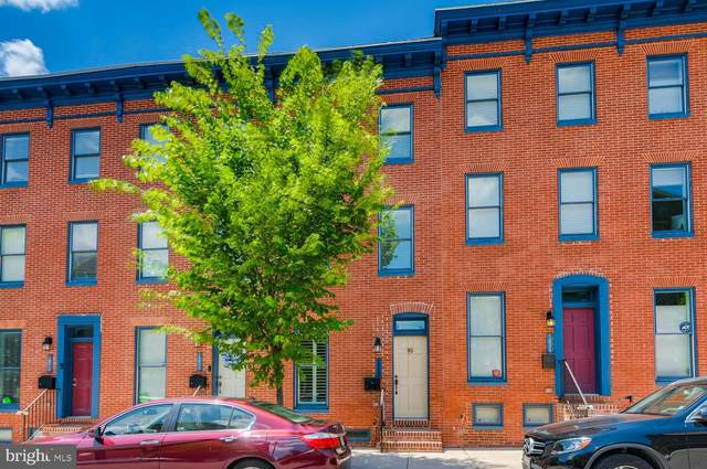 1028 Mcdonogh Street, BALTIMORE, MD 21205 (#MDBA515596) :: Jennifer Mack Properties