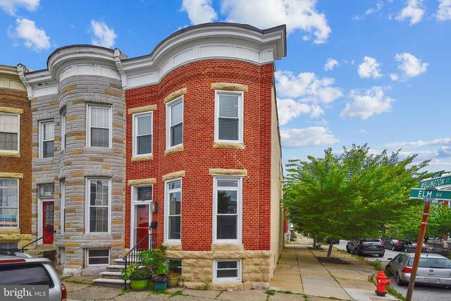 3501 Elm Avenue, BALTIMORE, MD 21211 (#MDBA515598) :: The MD Home Team