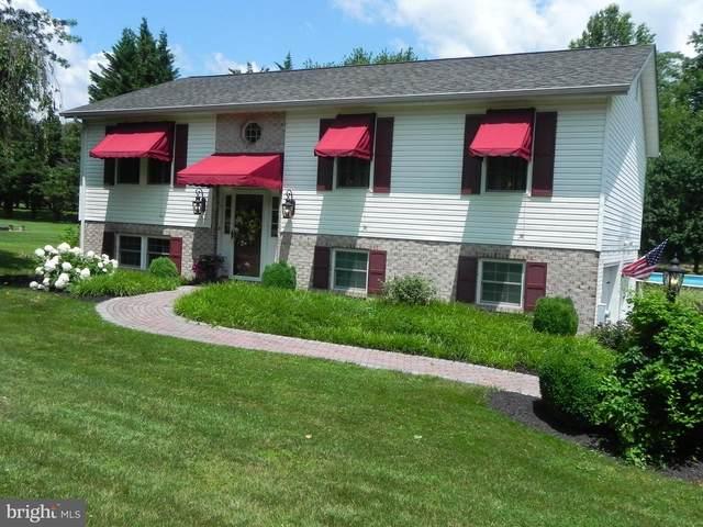 62 Hetzer, BUNKER HILL, WV 25413 (#WVBE178280) :: Larson Fine Properties