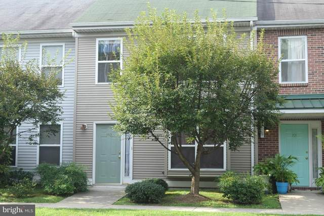 510 Brookletts Avenue #102, EASTON, MD 21601 (#MDTA138578) :: AJ Team Realty