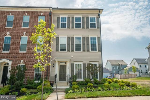 949 Basswood Drive, STAFFORD, VA 22554 (#VAST223460) :: The Miller Team