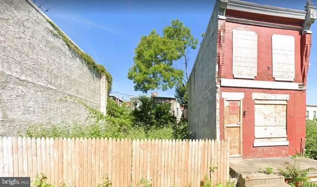 2543 N Napa Street, PHILADELPHIA, PA 19132 (#PAPH910442) :: RE/MAX Advantage Realty