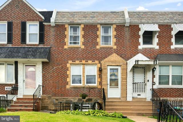 4503 Tudor Street, PHILADELPHIA, PA 19136 (#PAPH910458) :: RE/MAX Advantage Realty