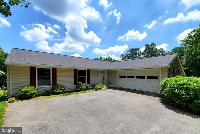 12605 Molesworth Drive, MOUNT AIRY, MD 21771 (#MDFR266760) :: The Miller Team