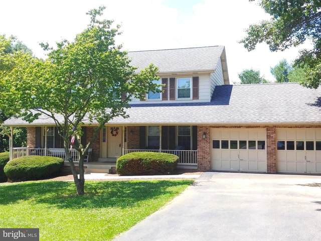 7916 W Brookridge Drive, MIDDLETOWN, MD 21769 (#MDFR266762) :: Ultimate Selling Team