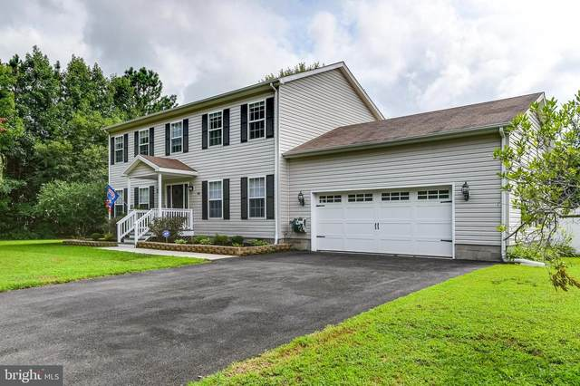 14 Meadow Street, BERLIN, MD 21811 (#MDWO114840) :: Coastal Resort Sales and Rentals
