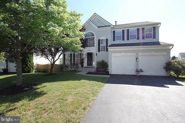 118 Claude Court SE, LEESBURG, VA 20175 (#VALO415042) :: The Steve Crifasi Real Estate Group