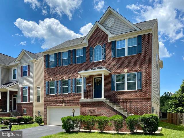 4438 Davis Fairfax Lane, WOODBRIDGE, VA 22192 (#VAPW498642) :: RE/MAX Cornerstone Realty